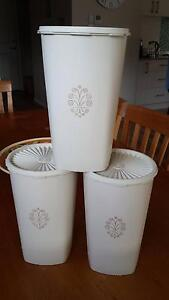Retro Tupperware Canisters Cobbitty Camden Area Preview