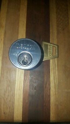 Us Lock Rx Restricted Mortise Cylinder With Key Locksport