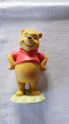 Winnie the Pooh Keramikfigur Sammlerstück Disney Malaysia 10 cm NEU (Winnie The Pooh Sammler)