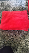 Red throw blanket  Baldivis Rockingham Area Preview