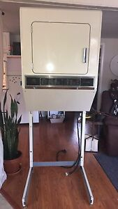 Standup Washer and Dryer