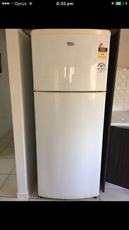 Whirlpool fridge 450lt can deliver .