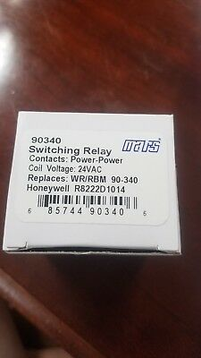 Mars 90340 Dpdt Switching Relay 24v Coil