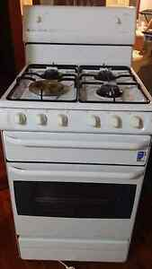 Gas stove with oven Chester Hill Bankstown Area Preview