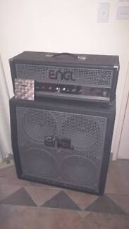 Engl Fireball Amp, 100W slant cab and Z4 foot switch Hamilton Newcastle Area Preview