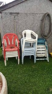 Lawn chairs for sale