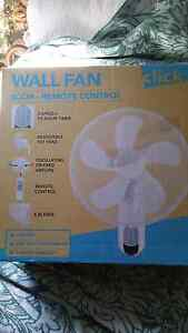 Wall Fan brand new Dee Why Manly Area Preview