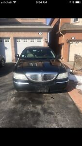 2011 Lincoln Town Car (PROPANE)