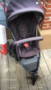 Phil and ted stroller with double seat attachment