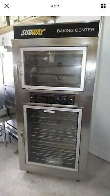 Nu-vu  Sub-123 Electric Convection Oven Proofer Includes Free Shipping Euc