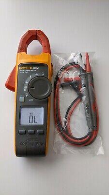 Fluke 902 Fc True Rms Ac Hvac Clamp Meter Multimeter Test Lead Probes 902fc