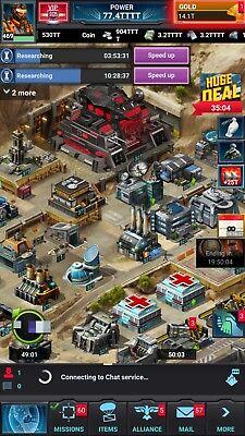 Mobile Strike 327 Hq 469Com 77 4Tttt Power  905Vip