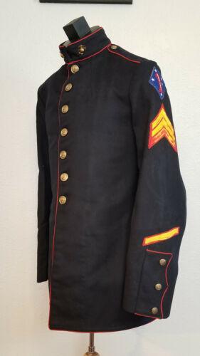 1st Marine Division USMC Sergeant Blue Blouse