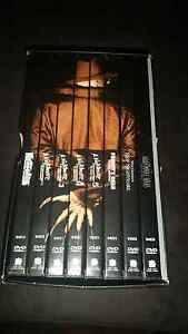 Nightmare on elm street complete dvd boxset Newcastle Newcastle Area Preview