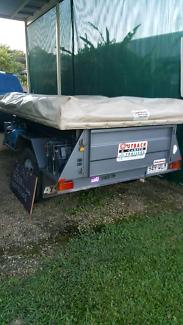 Camper Trailer - Off Road Kanimbla Cairns City Preview