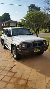 1994 NISSAN PATROL RX AUTOMATIC 7 SEATER PETROL/LPG Liverpool Liverpool Area Preview