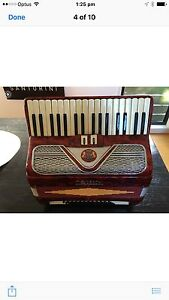 Beautiful Italian made Moreschi piano Accordion Glebe Inner Sydney Preview