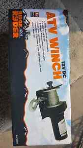 Winch ATV 12volt d/c Muswellbrook Muswellbrook Area Preview