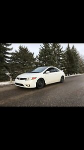 2008 honda civic si coupe
