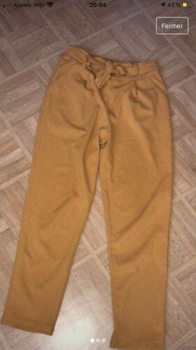 Pantalon fluide femme taille 40