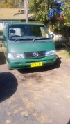 2 Mercedes Vans  3 months rego $1200 ono Umina Beach Gosford Area Preview