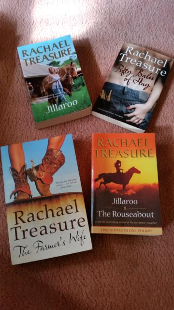 the farmer s wife treasure rachael