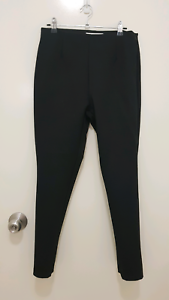 Atmos & Here Black stretch work/other pants Size 12 Nundah Brisbane North East Preview