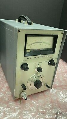 Keithley Instruments 610a Electrometer