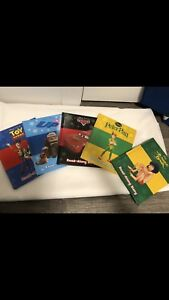 Walt Disney read story DVD and book