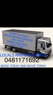 Cheapest and fastest house moving service.  $30/ half hour  Penrith Penrith Area Preview