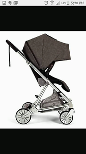 Mamas & Papas Urbo2 Tweed Stroller Signature Collection- Chestnut Rostrevor Campbelltown Area Preview