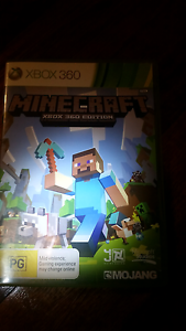 Selling xbox 360 Minecraft game. Bentleigh East Glen Eira Area Preview