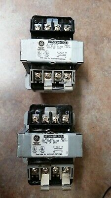 General Electric Industrial Control Transformer 9t58k0042g44 .05 Kvalot Of 2