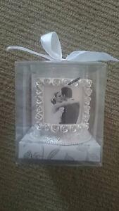 NEW: Wedding Candle and holder with space for photo Neutral Bay North Sydney Area Preview