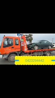 Towing cars , forklifts,bobcats, small trucks , 4WD