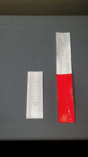 Safety Reflective Tape - Self Adhesive Sticker - FAST USA SHIPPER