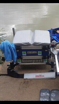 Milo seat box compact PRO