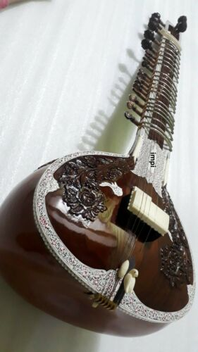 SITAR,highly professional concert quality Ravi Shankar sty sweet sound,handmade,