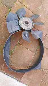 Commodore 5 litre fan and shroud Craigmore Playford Area Preview