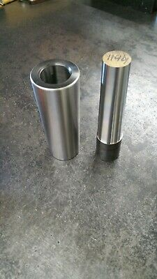 Morse 4.5 Taper Mt4.5 Mt4-12 Clausing Rockwell Adapter