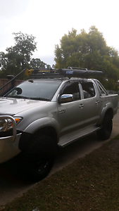 2008 HILUX SR5 AUTO Sydney City Inner Sydney Preview