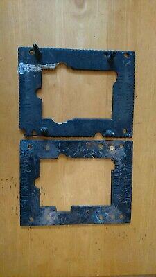 Antique longcase clock parts