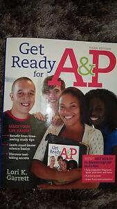 Get ready for A&P (Third edition) - Garrett, L. Woody Point Redcliffe Area Preview