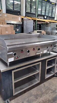Hdg- 60 Southbend Used Gas Griddle Includes Free Shipping