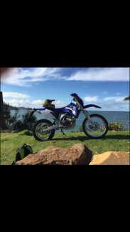 Wr450f 2011 with motard setup and dirt West Gosford Gosford Area Preview