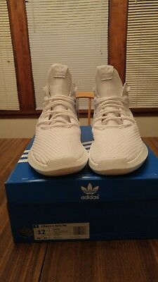 Adidas Originals Crazy 1 Adv Pk   Prime Kit  Size 12 White Cg4819