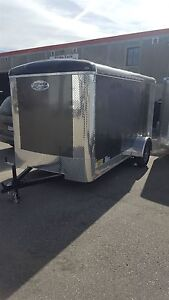 2018 CONTINENTAL CARGO 6x10 Charcoal