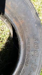 "Old 13"" tyre Salisbury Downs Salisbury Area Preview"