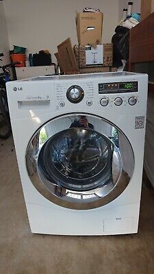 LG Washing Machine 8kg Direct Drive. Good condition and in good working order.