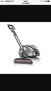 Hoover Sh30500 Quiet Force Bagged Canister vacuum